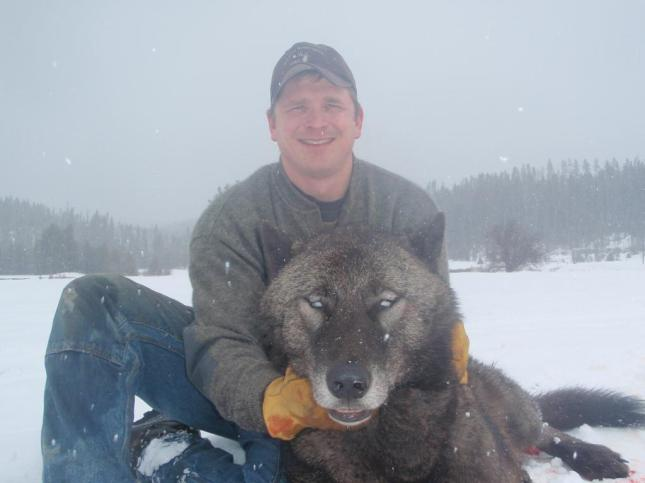 "Josh Bransford, U.S. Forest Service employee, and the face of the modern ""sportsman."""