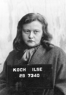"Ilse ""The Bitch of Buchenwald"" Koch"